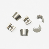 VL7000-8 - PBM Performance - Super 7 Degree 5/16 Titanium Locks +.050 - (Radius Groove) - 1/2 Set