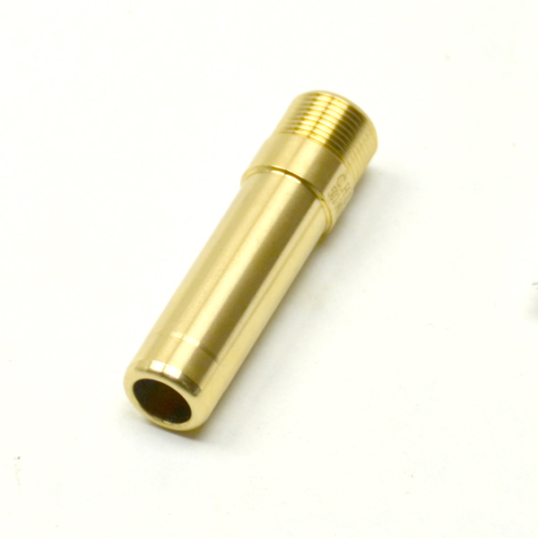 "P5511 - PBM Performance - Manganese Bronze Guides - .341""I.D.-.502""O.D.-2.100"" Length - w/step for aluminum heads"